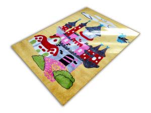 Dywan dla dziewczynki – czas postawić na szarość