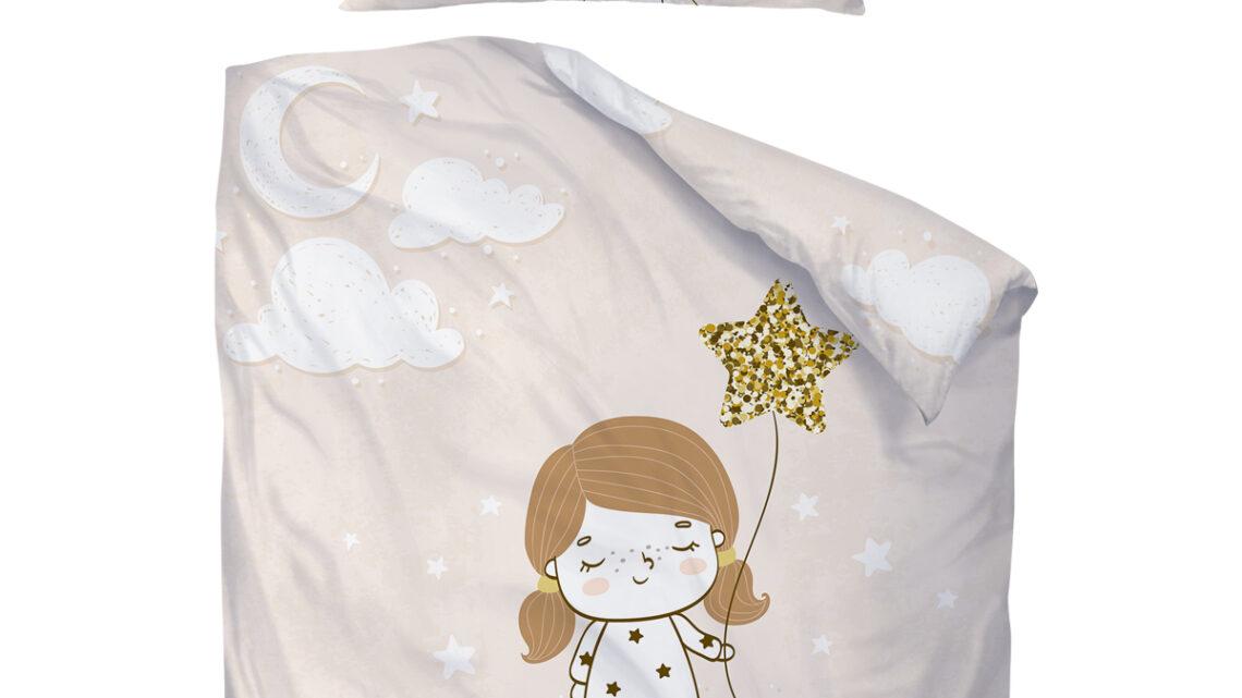 Idealna pościel dla dzieci w rozmiarze 100×135